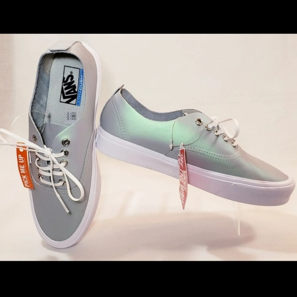 Vans Shoes | Vans Holographic Leather